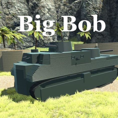 Big Bob Super Heavy Tank