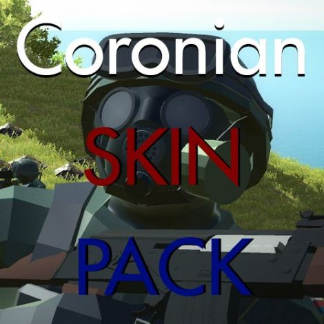 [Coronian Project] Skin Pack