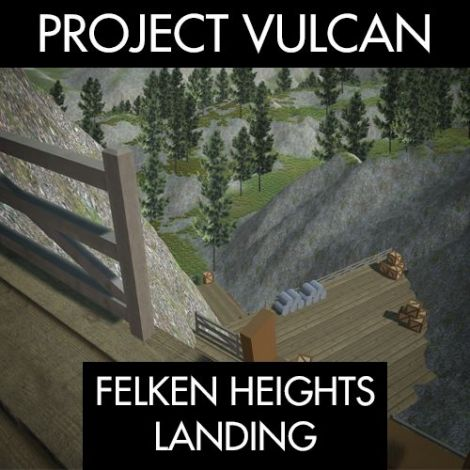 [P-VCN] Felken Heights Landing