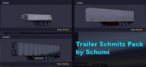 Trailer Schmitz Pack