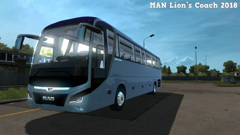 MAN Lion's Coach 2018 Euro 6