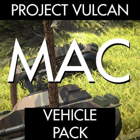 [PVCN] Vehicle Pack (MAC Version)