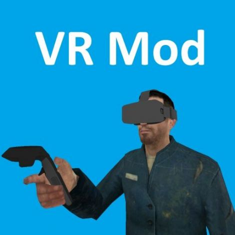 VRMod - Experimental Virtual Reality