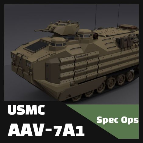 AAV-7A1 (Spec Ops Project)