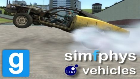 [simfphys] LUA Vehicles - Base