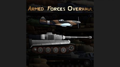 Armed Forces Overhaul