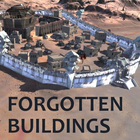 Forgotten Buildings / Забытые постройки