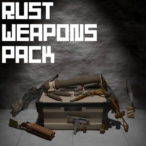 Rust Weapons Pack