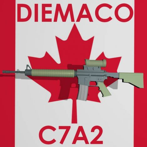 Canadian C7A2