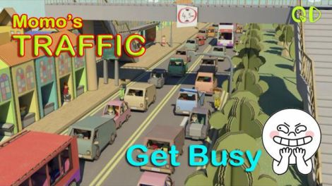 Momo's Traffic – Get Busy