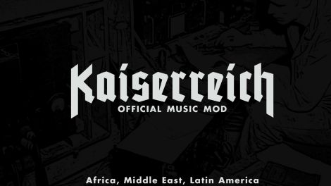 Kaiserreich Music Module for Africa, Middle East and Latin America