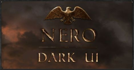 NERO - Dark UI