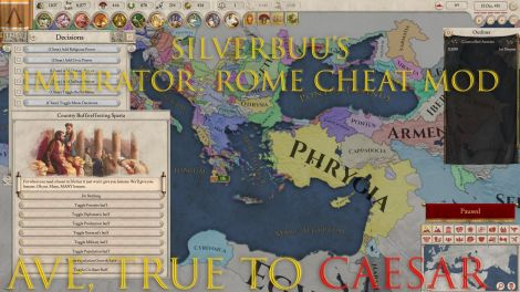 Silverbuu's Imperator Cheat Mod