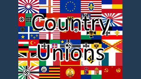 Country Unions