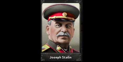 Alternative Stalin Portrait and Field Marshal