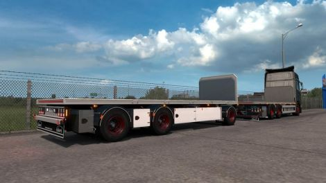 Flatbed Addon For Tandem Ekeri by Kast