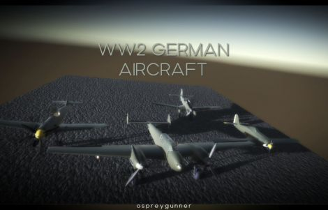 WW2 GERMAN AIRCRAFT