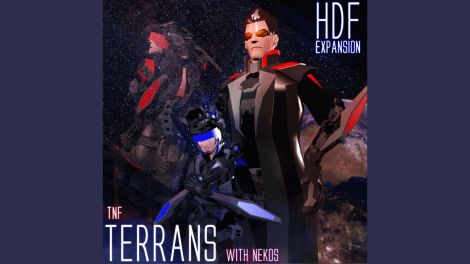 HDF - Terran Naval Forces