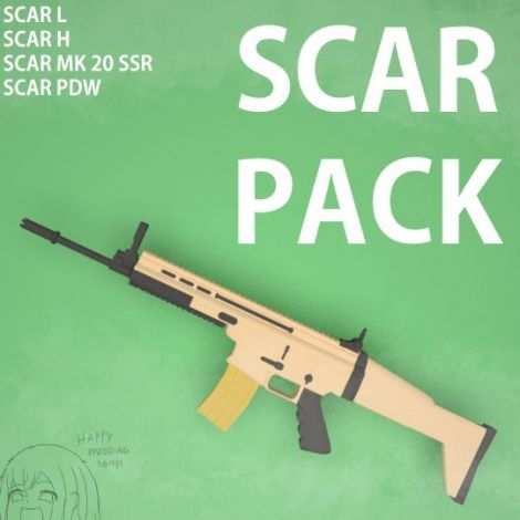 SCAR Pack