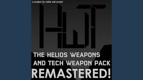 The HWT Weapons Pack Remastered