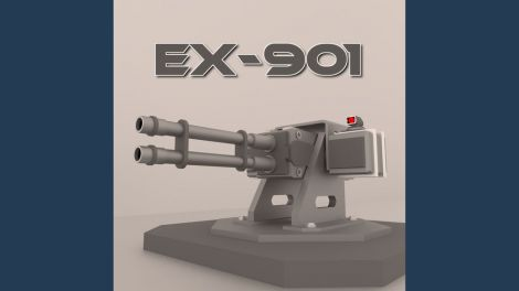 EX-901: Mounted Turret