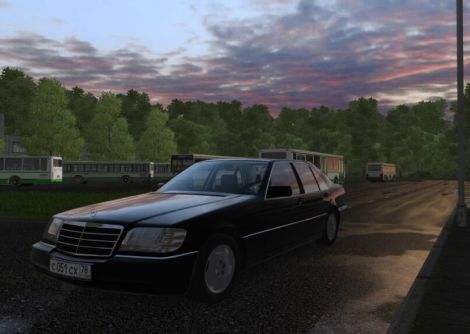 Mercedes S600 (W140) by ILYXANICH