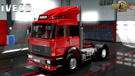 New engines, transmissions and sound for Iveco 190-38 Special Edit by Ekualizer