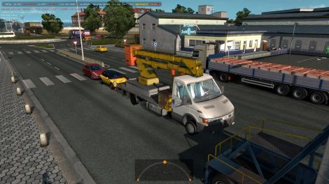 Iveco Daily Service в трафик