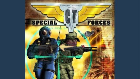 CT Special Forces - Skins