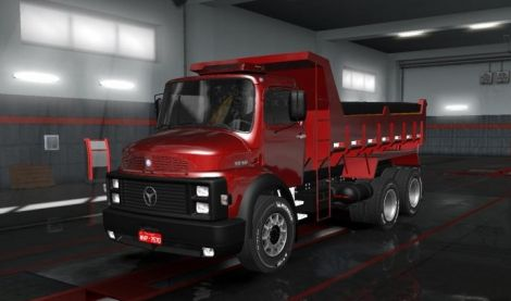 Mercedes-Benz 1518 Bucket (самосвал)
