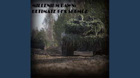 Millennium Dawn: Ultimate GFX Submod
