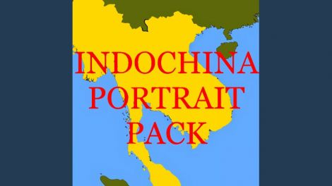Indochina Portrait Pack