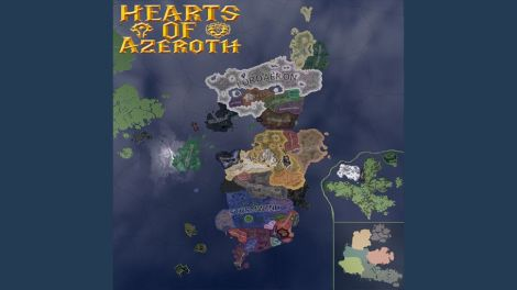 Hearts of Azeroth (A Warcraft Total Overhaul)