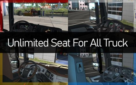 Unlimited Seat For All Truck