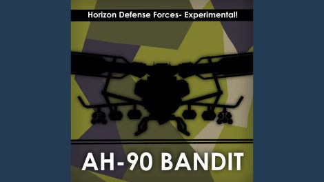 AH-90 Bandit [Horizon Defense Forces]