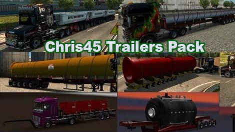Chris45 Trailers Pack