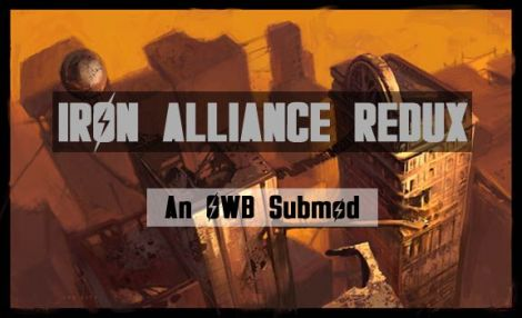 Old World Blues - Iron Alliance Redux
