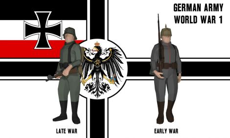 Imperial German Army [Project RF1]