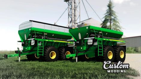 New Leader NL345/John Deere DN345