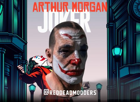 Arthur Morgan as The Joker