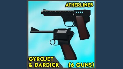 GyroJet & Dardick Pack