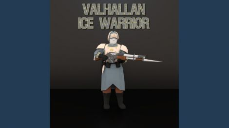Valhallan Ice Warrior