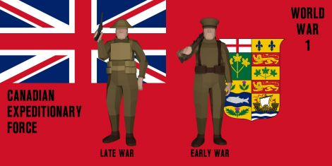 Canadian Expeditionary Force [Project RF1]