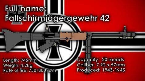 [WW2 Collection] FG42 pack