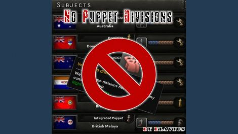 No Puppet Divisions