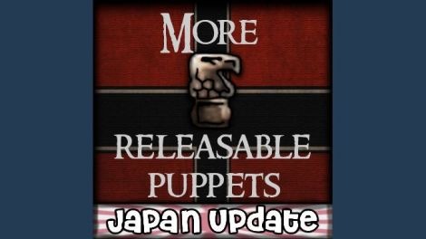 More releasable Puppets
