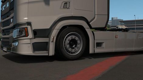 45 /50 /55 Tires for Low deck chassis by Sogard3