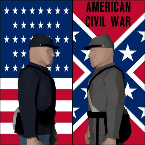 American Civil War Skins
