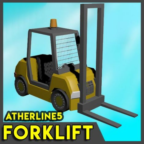 Мод «Forklift» для Ravenfield (Build 18)