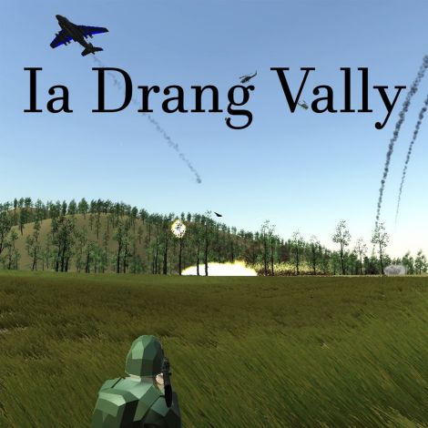 Ia Drang Vally